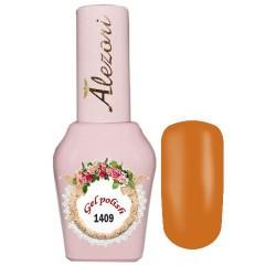 Ημιμόνιμο βερνίκι Alezori Gel polish №1409 Μουσταρδί Ανοιχτό 15ml