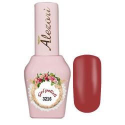 Ημιμόνιμο βερνίκι Alezori Gel polish №3216 Ροδακινί 15ml