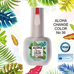 Ημιμόνιμο βερνίκι Aloha CH36 15ml