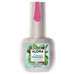 Ημιμόνιμο βερνίκι Aloha 15ml – Χρώμα SP 18 (Orchidea Pink – Ροζ ορχιδέας)