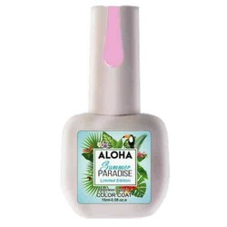 Ημιμόνιμο βερνίκι Aloha 15ml – Χρώμα SP 13 (Milky Rose – Ροζ ασβεστί)