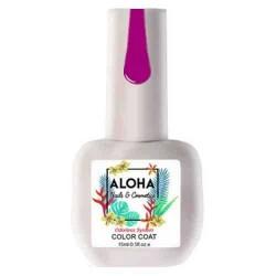 Ημιμόνιμο Βερνίκι Aloha FR 196 Violet Magenta 15ml