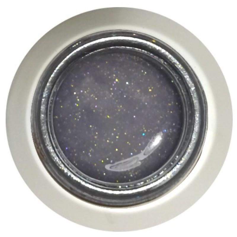 Gel Xτισίματος Aloha Fiber Builder Gel Clear with Glitter (Διάφανο Με Glitter) 50gr