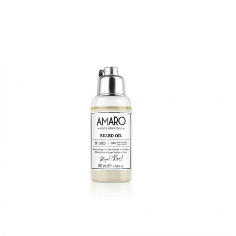 Θρεπτικό Λάδι Για Γένια Amaro Beard Oil 50ml
