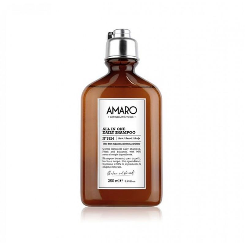 Βοτανικό Καθημερινό Σαμπουάν Amaro All In One Daily Shampoo 250ml