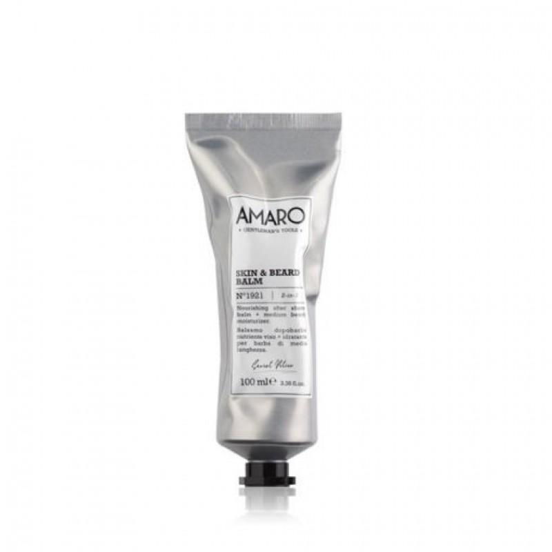 Ενυδατικό Βάλσαμο Amaro Skin & Beard Balm 100ml