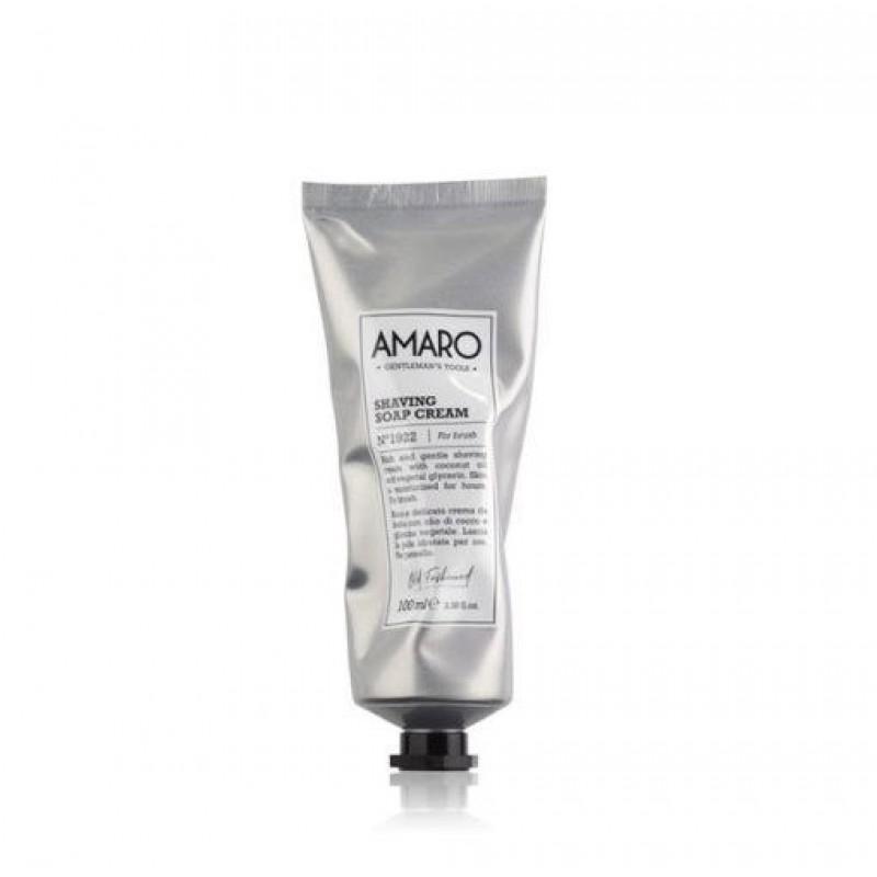 Πλούσια Κρέμα Ξυρίσματος Amaro Shaving Soap Cream 100ml