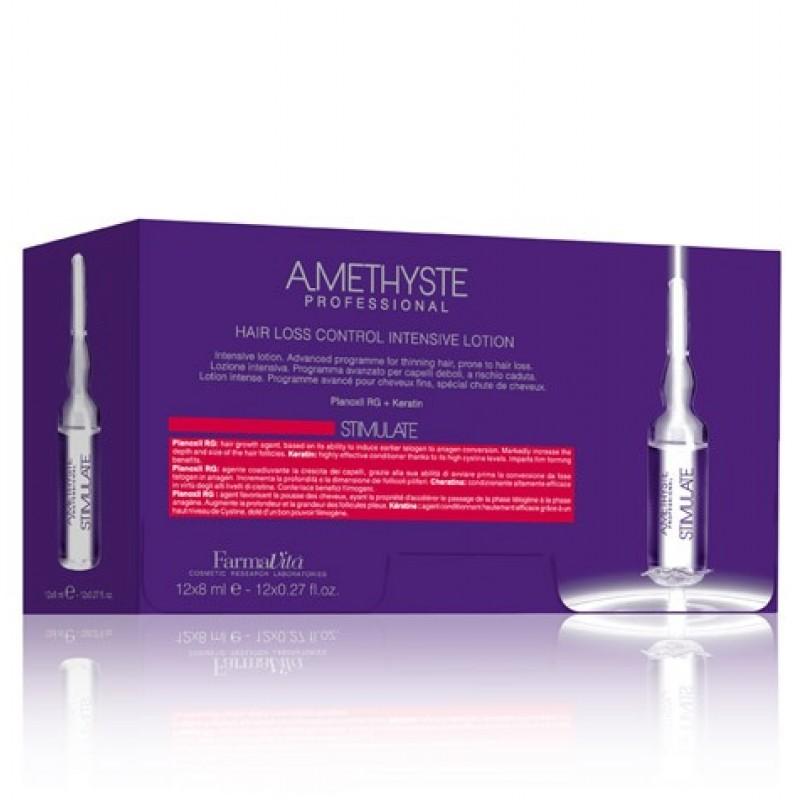 Λοσιόν Για Άμεση Καταπολέμηση Της Τριχόπτωσης Amethyste Stimulate Lotion