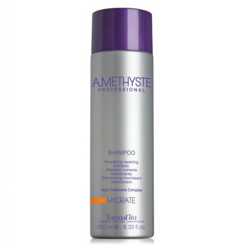 Σαμπουάν Θρέψης Για Ξηρά Και Ευαίσθητα Μαλλιά Amethyste Hydrate Shampoo 250ml