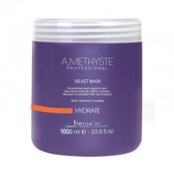Μάσκα Λάμψης Και Προστασίας Χρώματος Για Βαμμένα Μαλλιά Amethyste Hydrate Mask 1kg