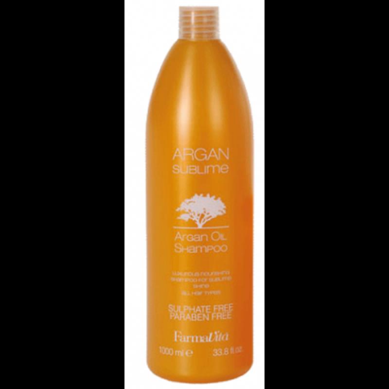 Σαμπουάν Με Λάδι Argan Sublime Shampoo 1lt