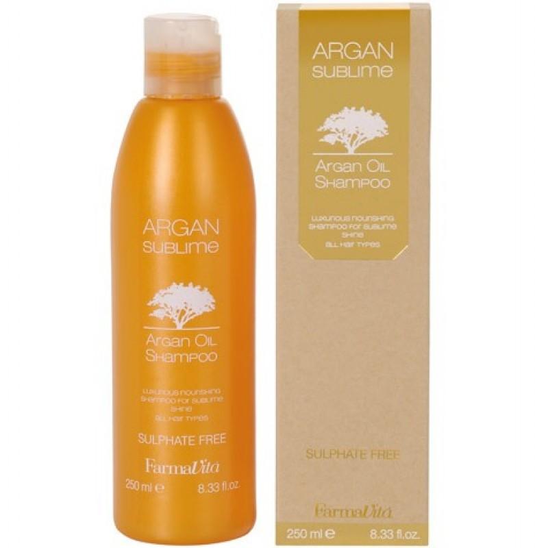 Σαμπουάν Με Λάδι Argan Sublime Shampoo 250ml (440001)