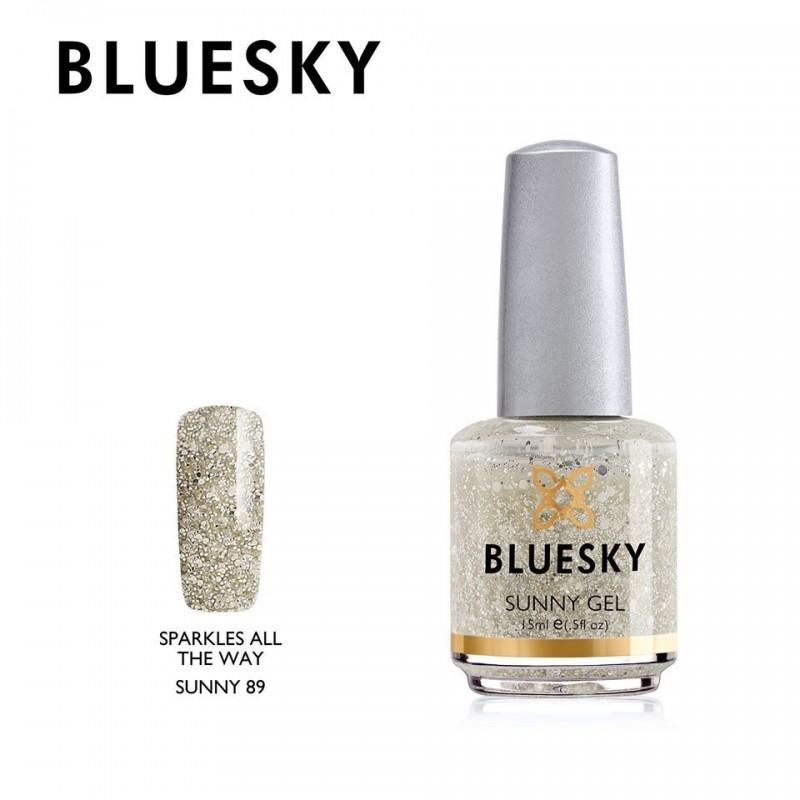 BLUESKY SUNNY GEL 89 SPARKLES ALL THE WAY 15ml