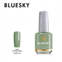 BLUESKY SUNNY GEL 66 MINT CONVERTIBLE 15ml