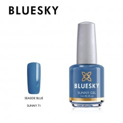 BLUESKY SUNNY GEL 71 SEASIDE BLUE 15ml