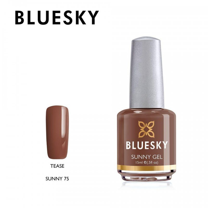 BLUESKY SUNNY GEL 75 TEASE 15ml