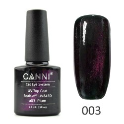 CANNI TOP COAT CAT EYE 003 7.3ml
