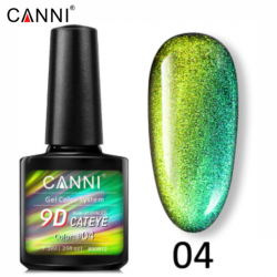 CANNI 9D CAT EYE 04 7.3ml