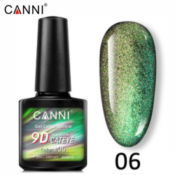 CANNI 9D CAT EYE 06 7.3ml