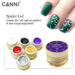 CANNI SPIDER GEL BLACK 8ml