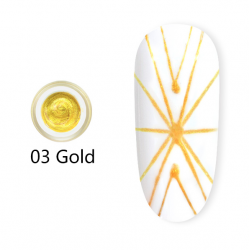 CANNI SPIDER GEL GOLD 8ml