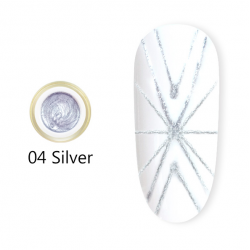 CANNI SPIDER GEL SILVER 8ml