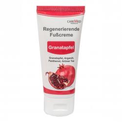 Caremed Granatapfel Αναζωογονητική Κρέμα Ποδιών Με Ρόδι 50ml 6τμχ.