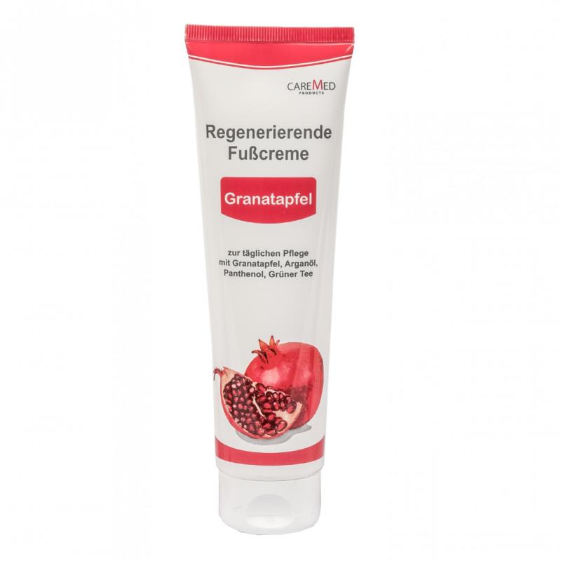 Caremed Granatapfel Αναζωογονητική Κρέμα Ποδιών Με Ρόδι 150ml