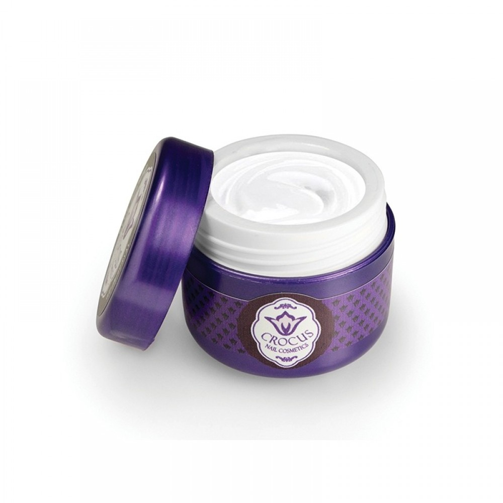 CROCUS ACRYGEL WHITE CREAM 50ml