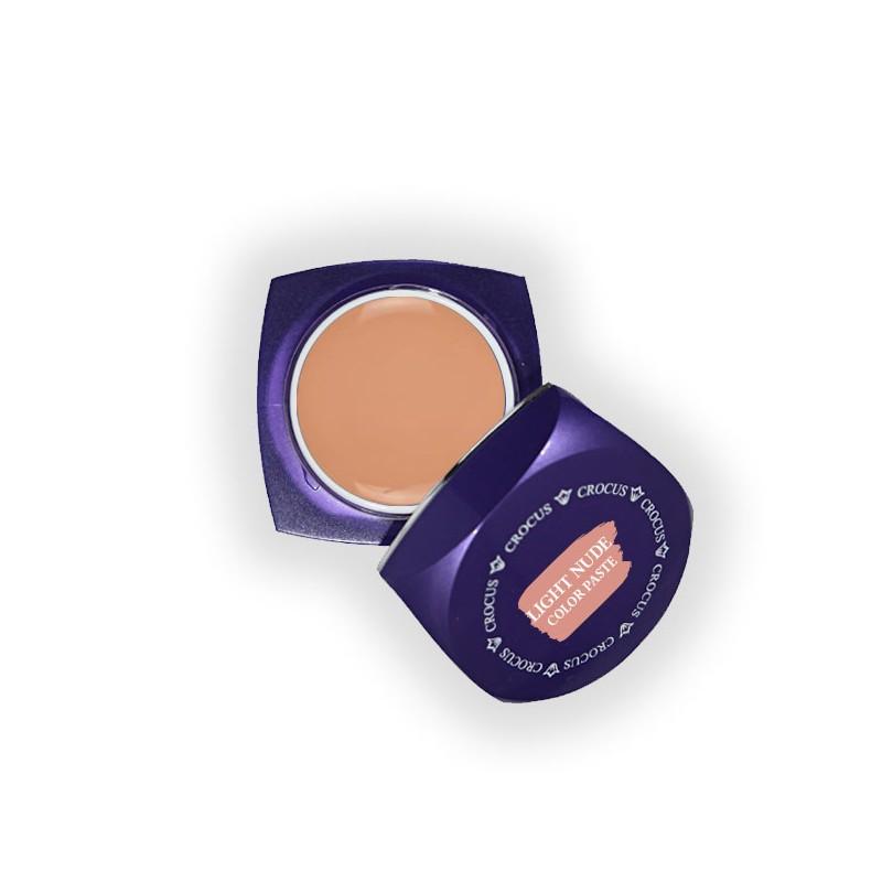 Crocus Light Nude Nail Color Paste 5gr