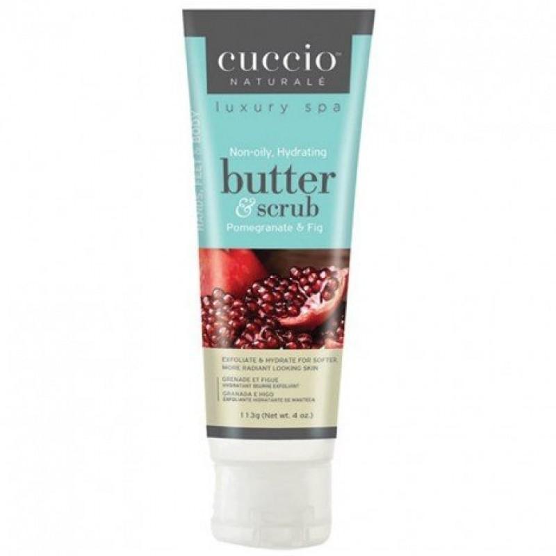Cuccio Butter Scrub Ρόδι & Σύκο 113ml