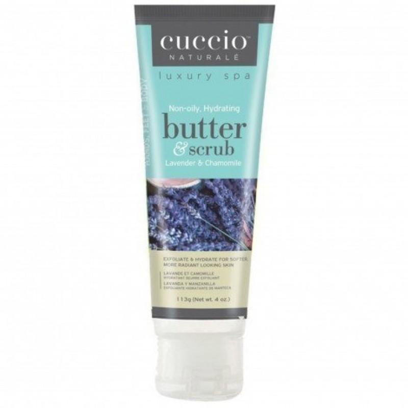 Cuccio Butter Scrub Λεβάντα 113ml