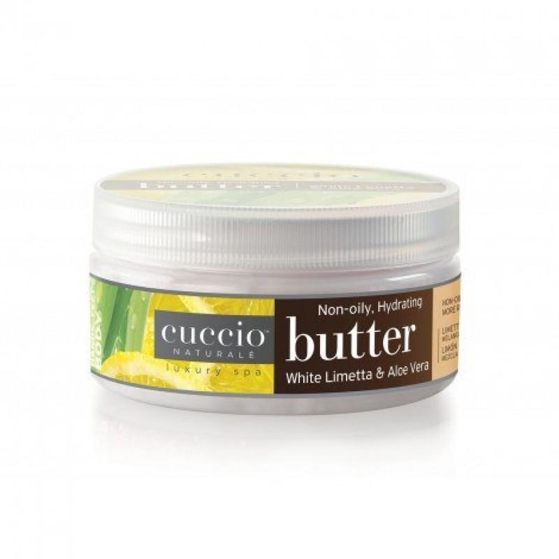 Cuccio Butter Αλόη & Λάιμ 113g