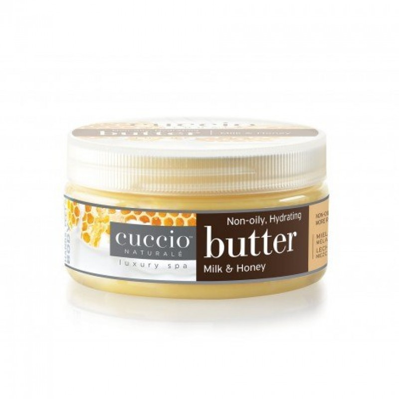 Cuccio Butter Μέλι & Γάλα (42g - 237g - 750g)