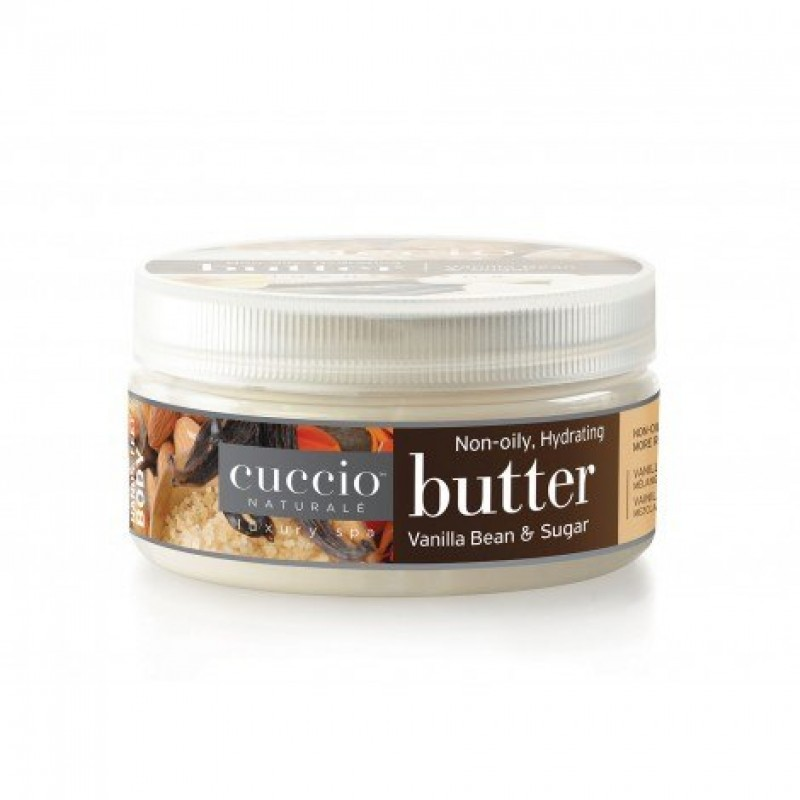 Cuccio Butter Βανίλια & Ζάχαρη (42g - 237g)