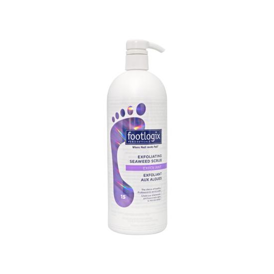 Scrub Ποδιών Footlogix Exfoliating Seaweed Scrub 946ml