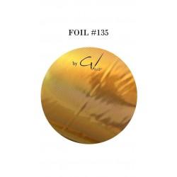 GEL IT UP FOIL 135 GOLD