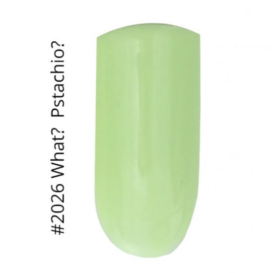 GEL IT UP 2026 WHAAT? PISTACHIO? 11ml