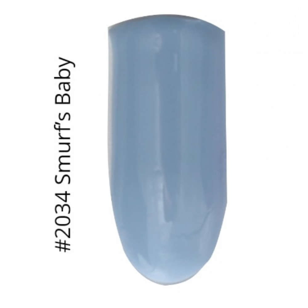 GEL IT UP 2034 SMURF'S BABY 11ml