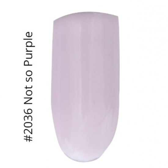 GEL IT UP 2036 NOT SO PURPLE 11ml