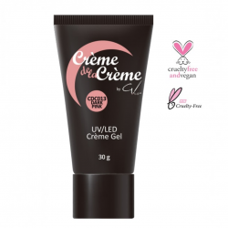 GEL IT UP CRÈME DE LA CRÈME DARK PINK 30gr