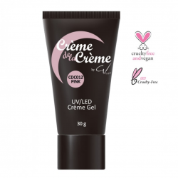GEL IT UP CRÈME DE LA CRÈME PINK 30gr