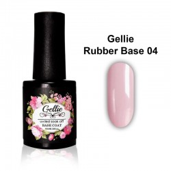 Gellie Rubber Base Color 04 10ml
