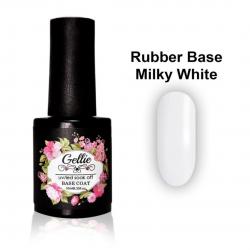GELLIE RUBBER BASE MILKY WHITE 37 10ml