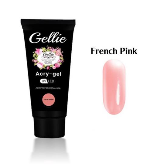 GELLIE  ACRYGEL FRENCH PINK 60ml
