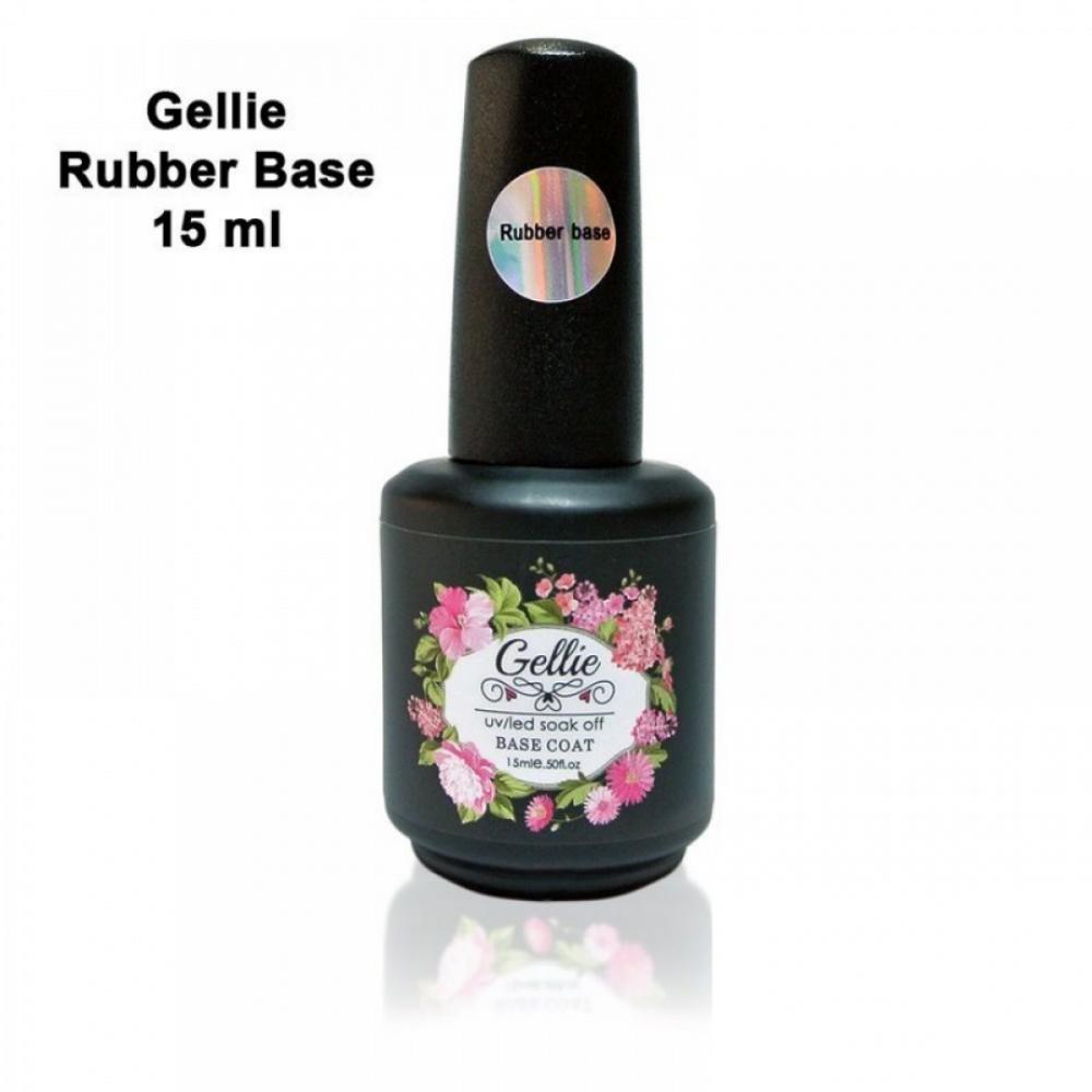 GELLIE RUBBER BASE COAT 15ML