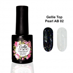 Top Για Ημιμόνιμο Gellie Pearl Top AB 02 10ml