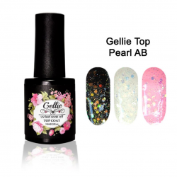 Top Για Ημιμόνιμο Gellie Pearl Top AB 10ml