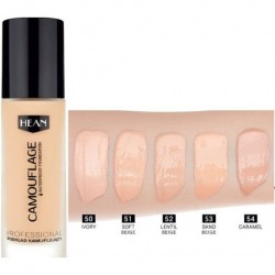 HEAN PROFESSIONAL CAMOUFLAGE FOUNDATION - WATERPROOF