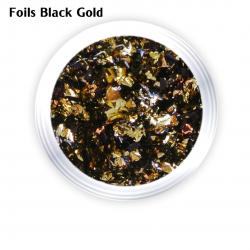 Foils Pot Black - Gold J.K (260115)